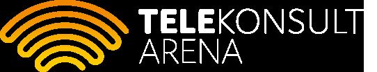 Telekonsult Arena Logotype